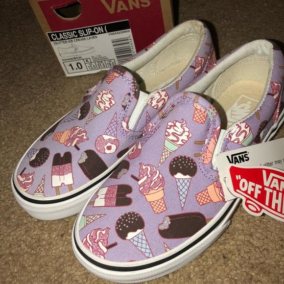 98ddfd00c5 Girls Slip On Vans